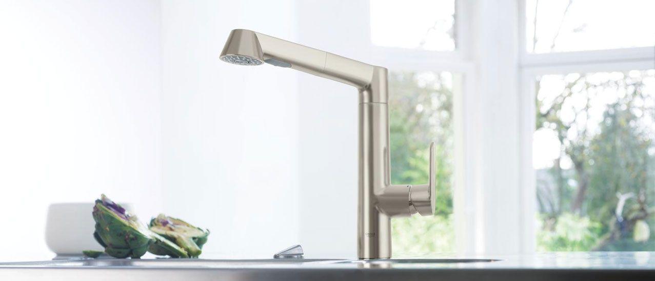 K7 Küchenarmatur von GROHE - Planen Sie einen effektiven ...